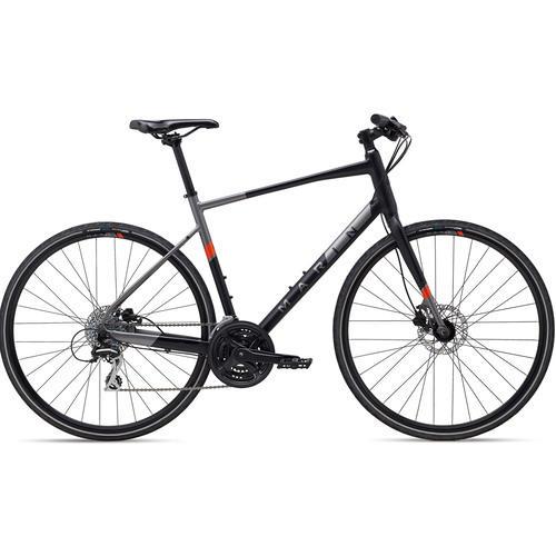 2021 Marin Fairfax 2 - City Urban Bike