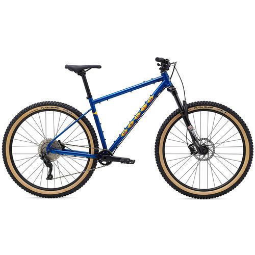 2022 Marin Pine Mountain 1 - Adventure & Bikepacking Steel Hardtail