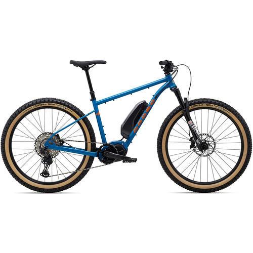 2022 Marin Pine Mountain E2 - Adventure & Bikepacking Steel HT eBike