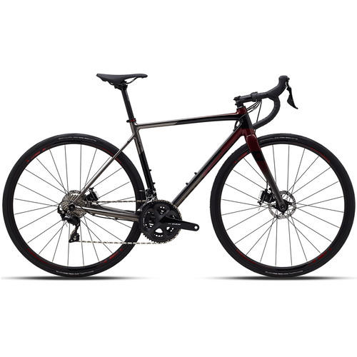 2021 Polygon Strattos S5 Disc - Shimano 105 Road Bike