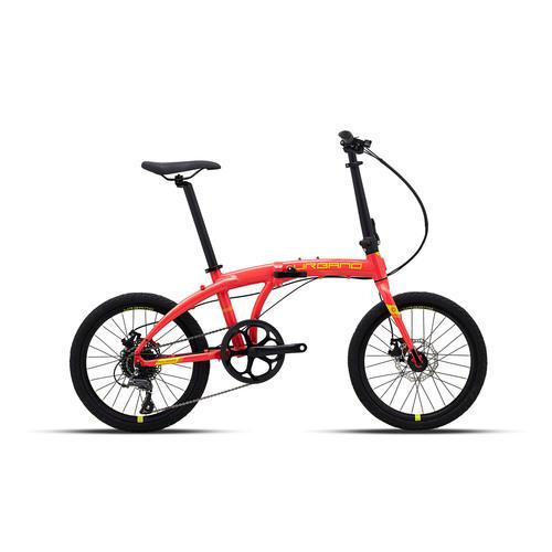 2022 Polygon Urbano 3 - Disc Brake Folding Bike