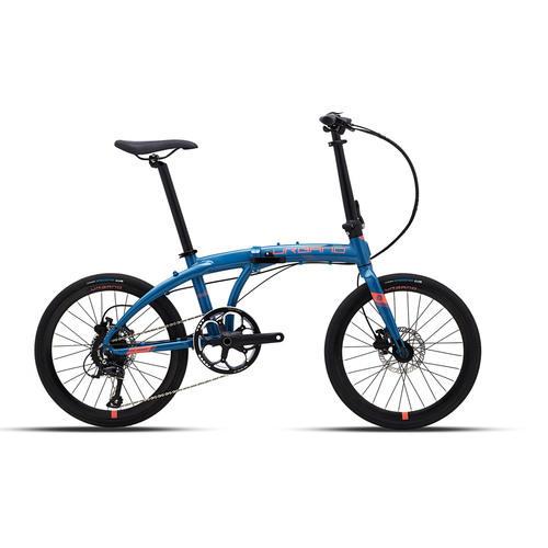 2022 Polygon Urbano 5 - Folding Disc Bike