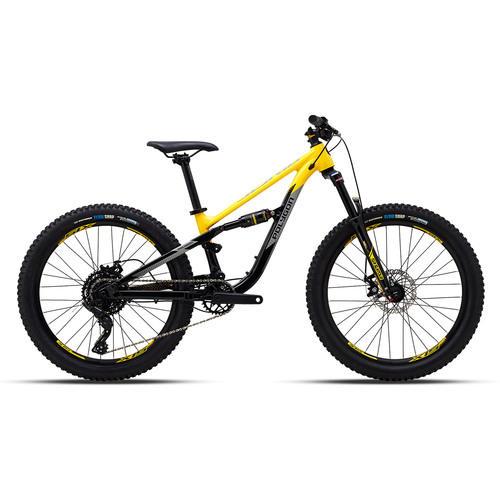 2022 Polygon Siskiu D24 - Dual Suspension Kids Bike